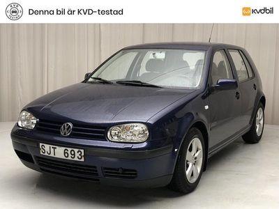 begagnad VW Golf IV 1.6 5dr (105hk)