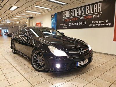 begagnad Mercedes CLS320 CDI 7G-Tronic 224hk AMG -06