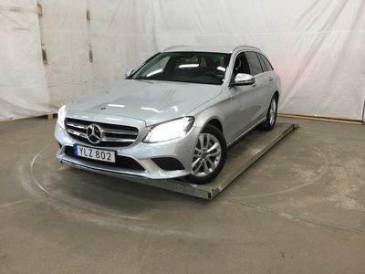 used Mercedes C200 Se-Edition 9G-Tronic Bensin 184hk