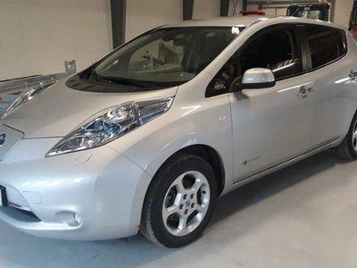 begagnad Nissan Leaf GPS+Backkam. 129900:-