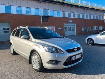 begagnad Ford Focus Kombi 1.8 Flexifuel 125hk 14700mil