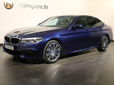 begagnad BMW 520 d xDrive Sedan / Innovation Edi.