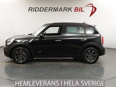 begagnad Mini Cooper S Countryman ALL4 Chili Navi Harman Skinn 184hk
