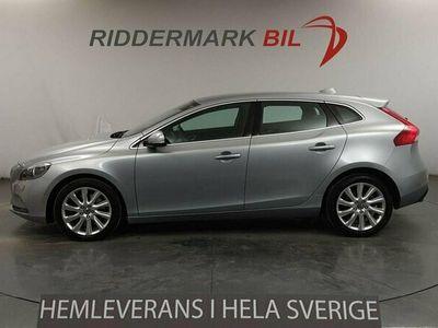 begagnad Volvo V40 D3 Momentum D-Värm B-Kamera Välservad 2013, Kombi Pris 134 800 kr
