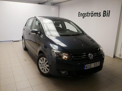 begagnad VW Golf Plus 1.6 102HK