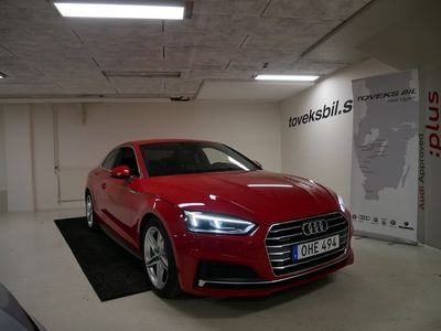 brugt Audi A5 Coupé COUPE QTDI3.0 V6160 A7