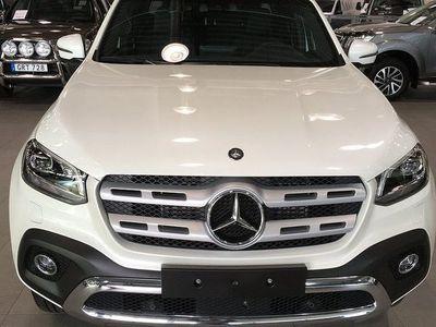 begagnad Mercedes X350 350 D POWER EDITION 4MATIC