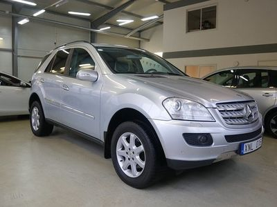 begagnad Mercedes 280 ML BenzCDI 4MATIC 7G-Tronic Sport 2006, SUV 84 000 kr