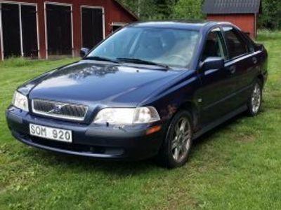 brugt Volvo S40 1.6 -01