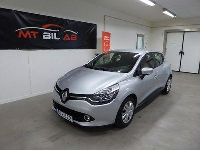 begagnad Renault Clio 0.9 TCe 90hk 3492Mil