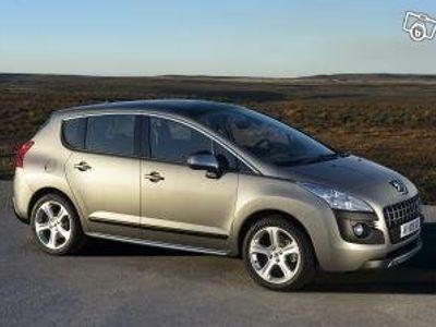 begagnad Peugeot 3008 1,6 Turbo Mkt & välv. lågmil -10