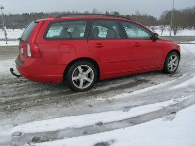 begagnad Volvo V50 1,6 DRIVe Momentum Värmare kula