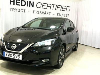 begagnad Nissan Leaf 40 kWh N-Connecta / vinterhjul