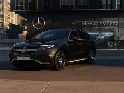 begagnad Mercedes EQC | KAMPANJLEASING FÖR FÖRETAG |400 4MATIC