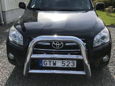 begagnad Toyota RAV4 2.0 5-D Cross Sport