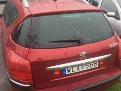 begagnad Peugeot 407 -05