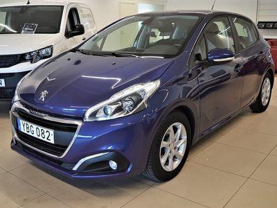 begagnad Peugeot 208 1.2 VTi 82hk Aut HEMLEVERANS Drag V-Hjul
