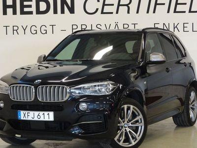 begagnad BMW X5 M50D X-Drive M-Sport Navi Drag mm