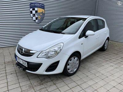 begagnad Opel Corsa 1.3 CDTI ecoFLEX 95hk Årskatt 1103 -12