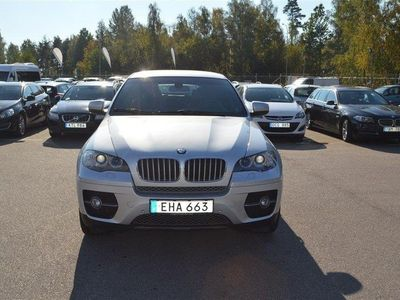begagnad BMW X6 xDrive35d Steptronic,286hk Sport line