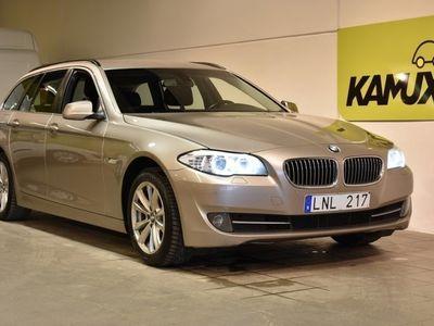 begagnad BMW 520 d Touring Manuell, 184hk, 2011