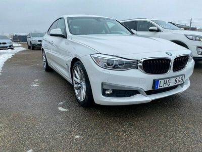 begagnad BMW 318 Gran Turismo d Steptronic 143hk