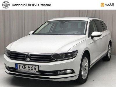 begagnad VW Passat 2.0 TDI Sportscombi (190hk)