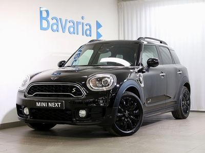 brugt Mini Cooper S Countryman E ALL4 Connected Experience Salt Nav Nypris