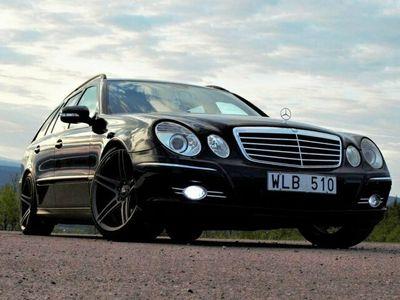 begagnad Mercedes E320 211KCDI