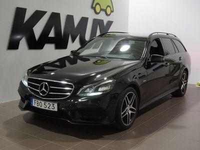 begagnad Mercedes E220 170hk Aut AMG S&V-Hjul