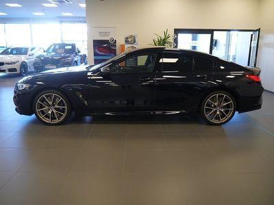 begagnad BMW M850 i xDrive Gran Coupé / 37 mil / Se spec!