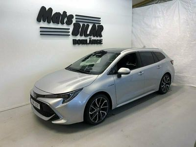 begagnad Toyota Corolla Touring Sports Hybrid Ts Executive 2,0 184 Hk Automat