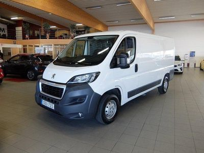 begagnad Peugeot Boxer Van 2.0 BlueHDi 131hk (Dieselvä