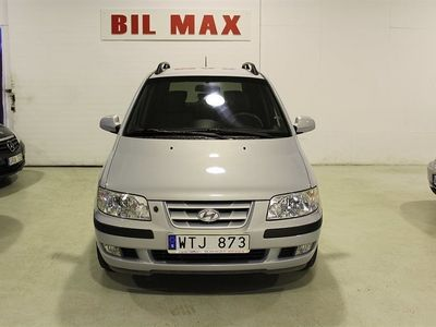 begagnad Hyundai Matrix 1,8,AC,Bes,Nykam,Lågmil,M-värm -06