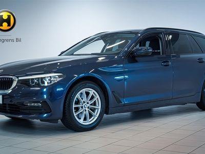 begagnad BMW 520 i xDrive Touring Drag Värmre Connected