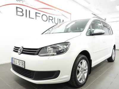 begagnad VW Touran 1.4 TSI EcoFuel 150hk