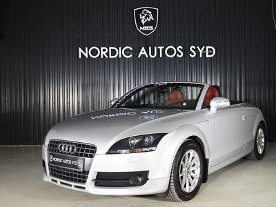 begagnad Audi TT Roadster 2.0 TFSI 200hk Svensksåld