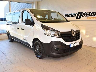 begagnad Renault Trafic Minibuss Passenger 1.6 125hk Värmare/Nav