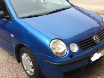brugt VW Polo 1,4 -02