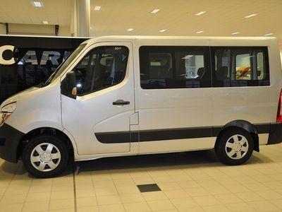 brugt Nissan NV400 Eurio6 145hk 9-sits -16