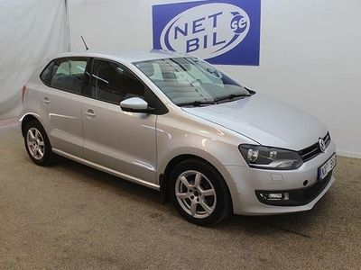 used VW Polo 1.6 TDI 5dr Masters 90hk
