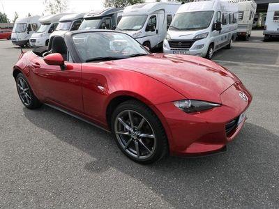 begagnad Mazda MX5 2.0 SKYACTIV-G Euro 6 160hk