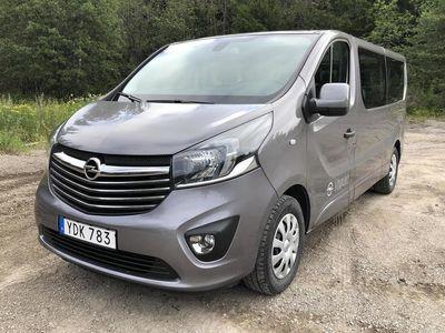 brugt Opel Vivaro 1.6 BITURBO