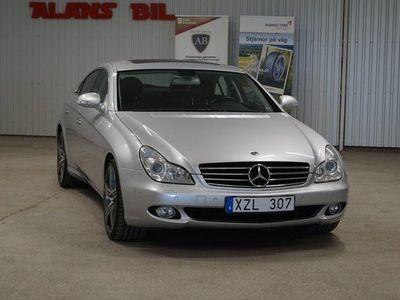 begagnad Mercedes 350 CLS Benz7G-Tronic 2005, Sportkupé 84 900 kr