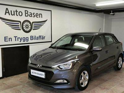begagnad Hyundai i20 1.4 Automat Euro 6 101hk En ägare Låg Mil