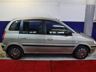 begagnad Hyundai Matrix GL 1,6 Sv-såld Bes Går bra