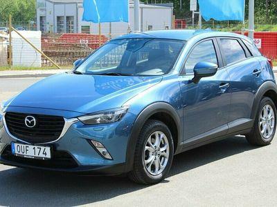 begagnad Mazda CX-3 2.0 SKYACTIV-G Automat Euro 6 120hk