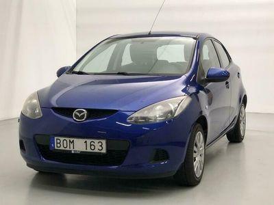 begagnad Mazda 2 1.3 5dr AC