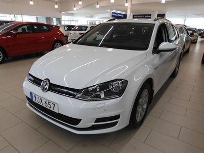 begagnad VW Golf Sportscombi SC 1,4 TGI BM