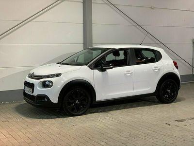 "begagnad Citroën C3 1,2 PureTech 1,2 82 Hk FEEL FREE 17"" Sommarhjul"